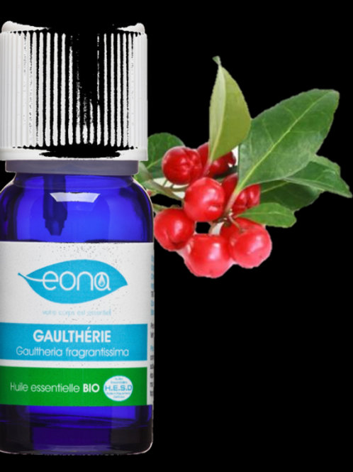 Huile essentielle de Gaulthérie Bio