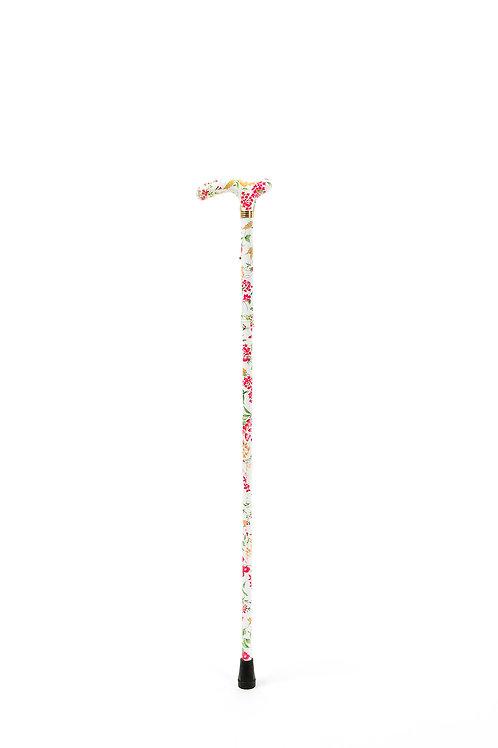 Canne fantaisie pliable et réglable en hauteur - Flora 3 - Vermeiren