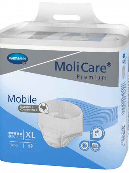 Hartmann Molicare Mobile Extra Large (XL) 6 Gouttes