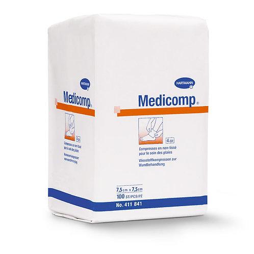 Compresses Medicomp non stériles 40GR 7,5 x 7,5CM - Boite de 100