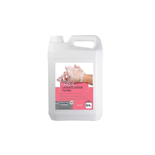 Crème lavante hypoallergénique pour les mains 5 litres Brioxol
