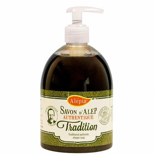 Savon Liquide Alep Authentique 500 ml