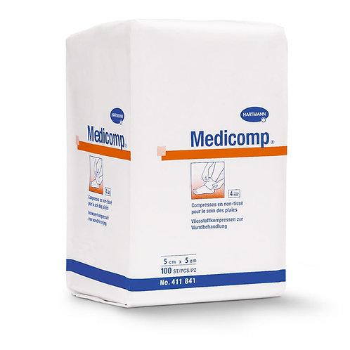 Compresses Medicomp non stériles 40GR 5 x 5CM - Boite de 100