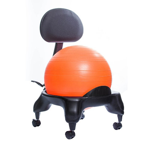 Chaise ergonomique avec ballon Tonic Chair® Confort