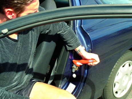 Poignée de transfert pour voiture Handybar