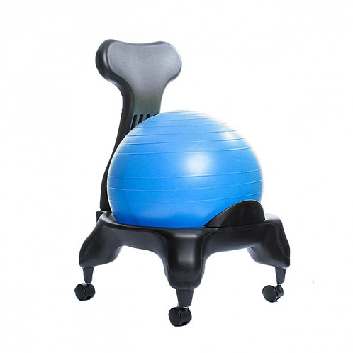 Chaise ergonomique avec ballon Tonic Chair® Originale