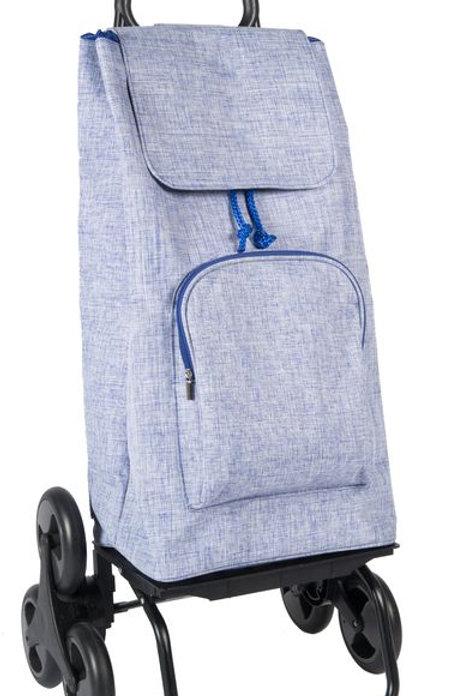Chariot de course / Trolley monte-escaliers 6 roues