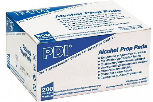 TAMPON ALCOOL PDI 30X65MM X200