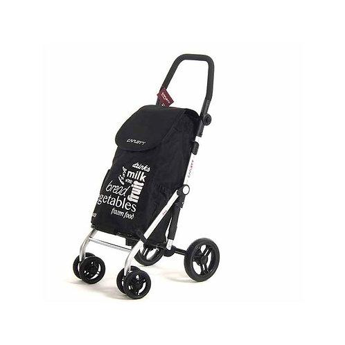 Chariot de course à pousser - Lett 450 Noir