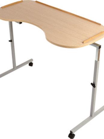 Table ergonomique réglable en hauteur et en largeur
