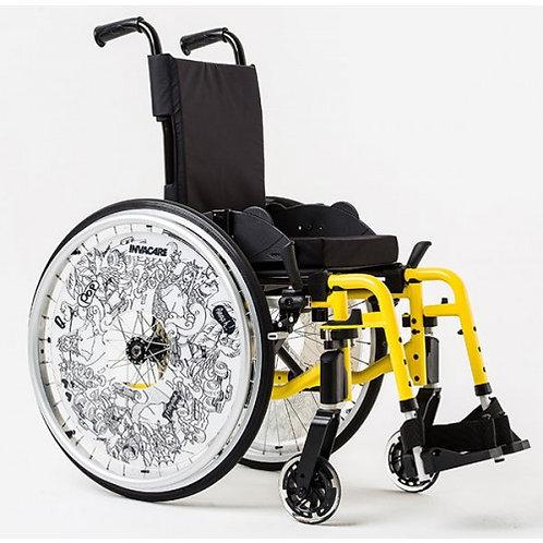Location de fauteuil roulant pour enfant (Prix à la semaine)