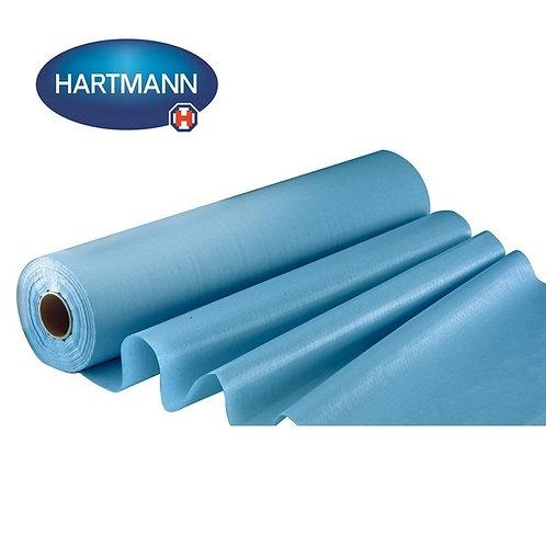 Draps d'examen plastifiés bleus (à l'unité)