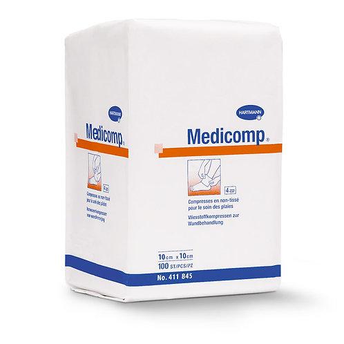 Compresses Medicomp non stériles 40GR 10 x 10CM - Boite de 100
