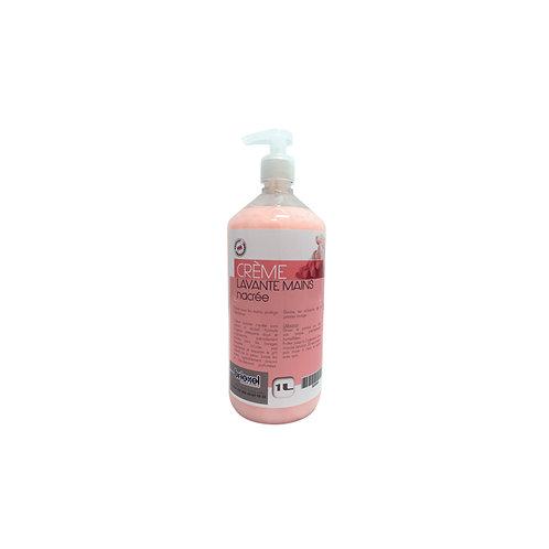Crème lavante hypoallergénique pour les mains 1 litre Brioxol