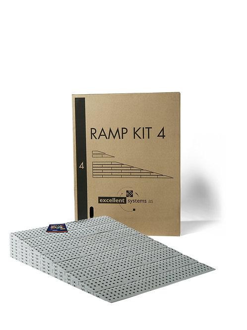Rampe Accessibilité Kit N°4 (11,5 à 15 cm)