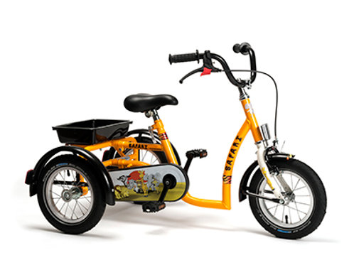 Tricycle Enfant Modèle 2202 - Safari (à partir de 3 ans)