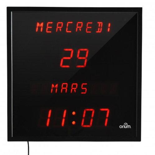 Horloge calendrier digitale très utile pour les personnes désorientées