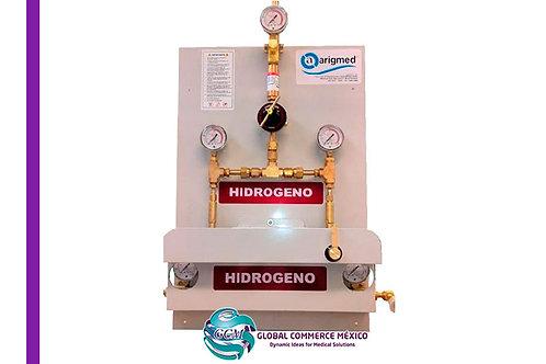 Manifold Semi Automático Para Gases Corrosivos.