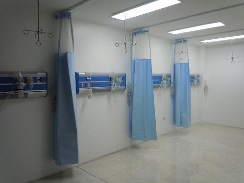 Cortinas Hospitalaria Antibacterianas.