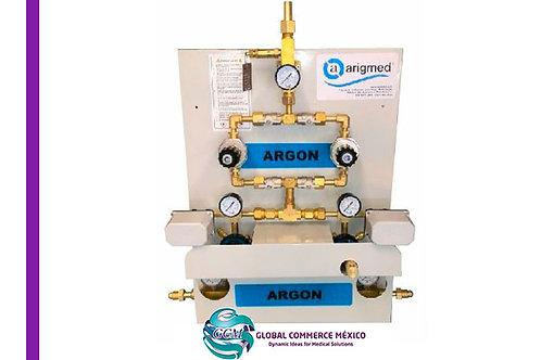 Manifold Semi Automático Para Gases No Corrosivos