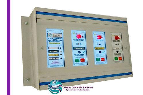 Alarma Electromecánica para Gases Medicinales