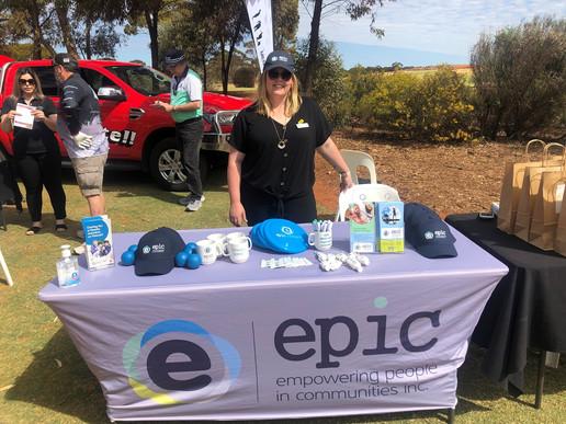 EPIC event setup