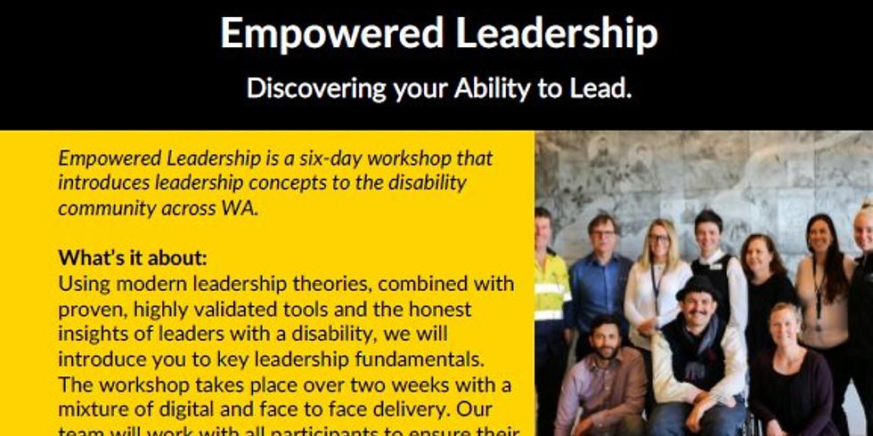 30 Foot Drop Empowered Leadership