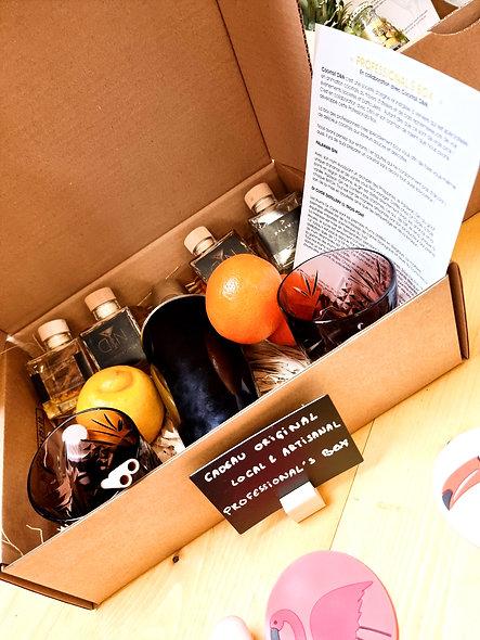 Professional's box