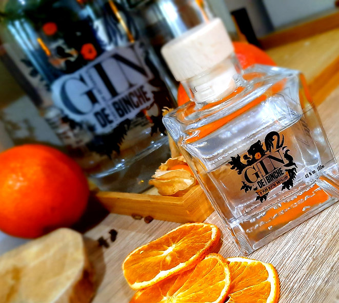 Mini Gin de Binche