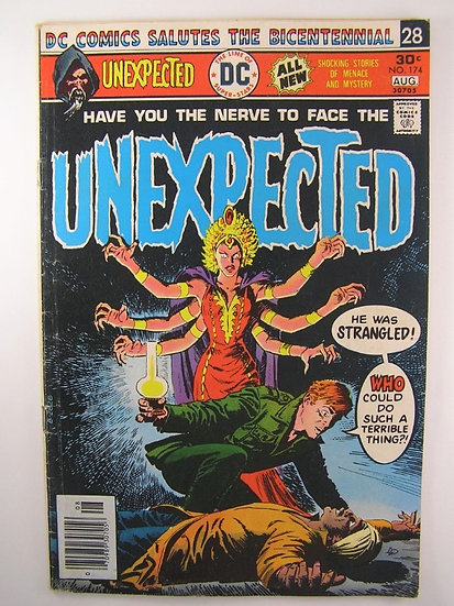 The Unexpected #174
