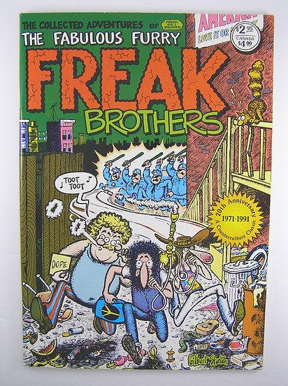 FREAK BROTHERS #1