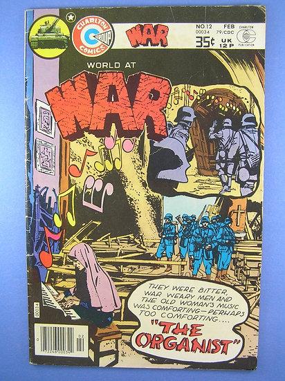 WORLD AT WAR #12
