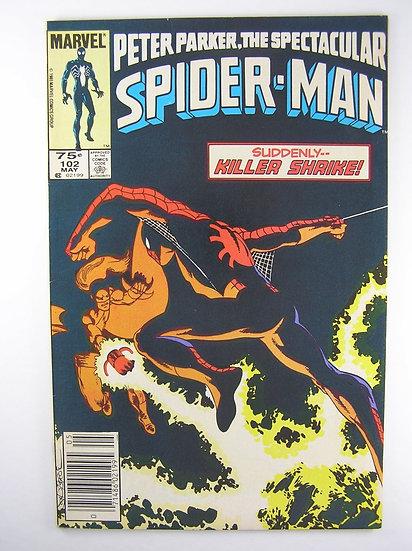 Spectacular Spider-Man #102