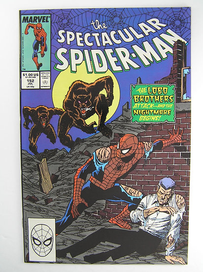 THE SPECTACULAR SPIDER-MAN #152