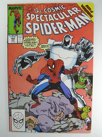 THE SPECTACULAR SPIDER-MAN #160