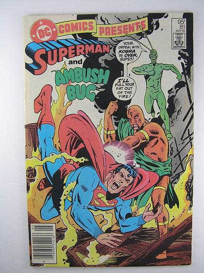 DC COMICS PRESENTS: SUPERMAN #81