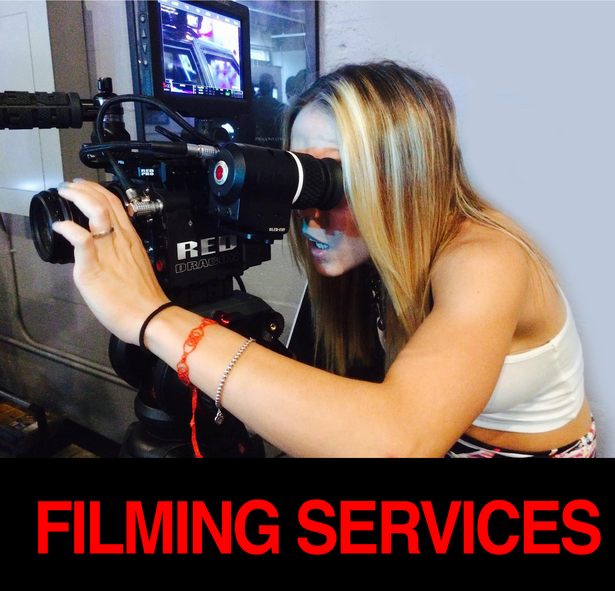 FILMING SERVICES