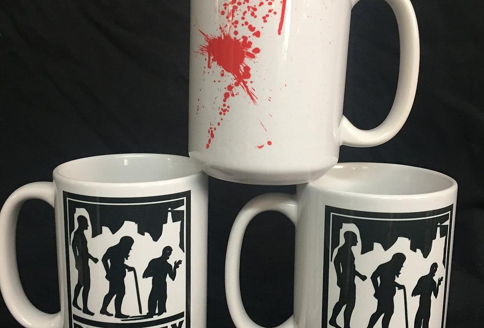 """Devo FX """"Sculpting for Veterans"""" Mug"""
