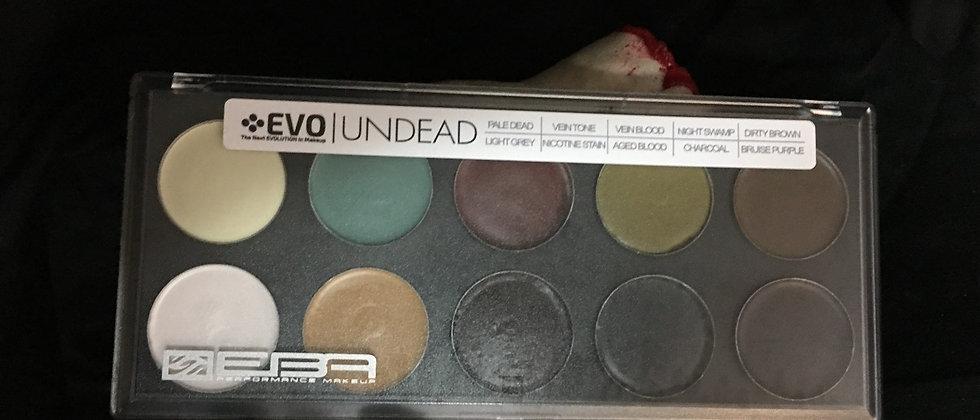 NEW Evo cream Palette