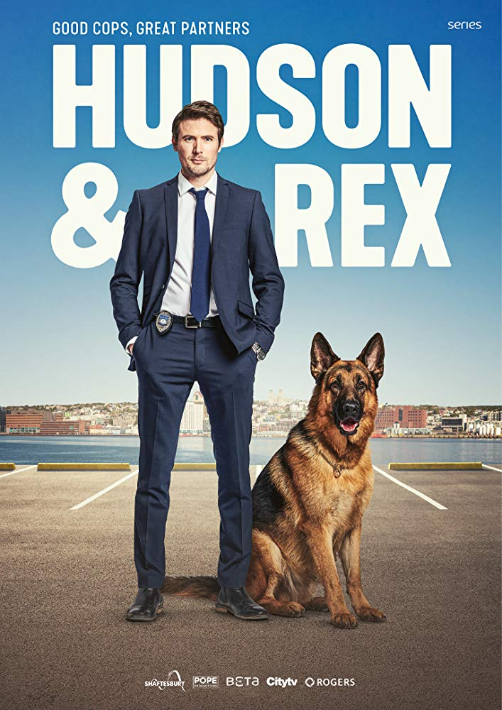 Hudson and Rex poster