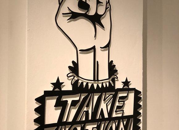 Take Action - Metal
