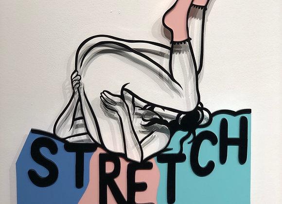 Stretch Acrylic Artwork
