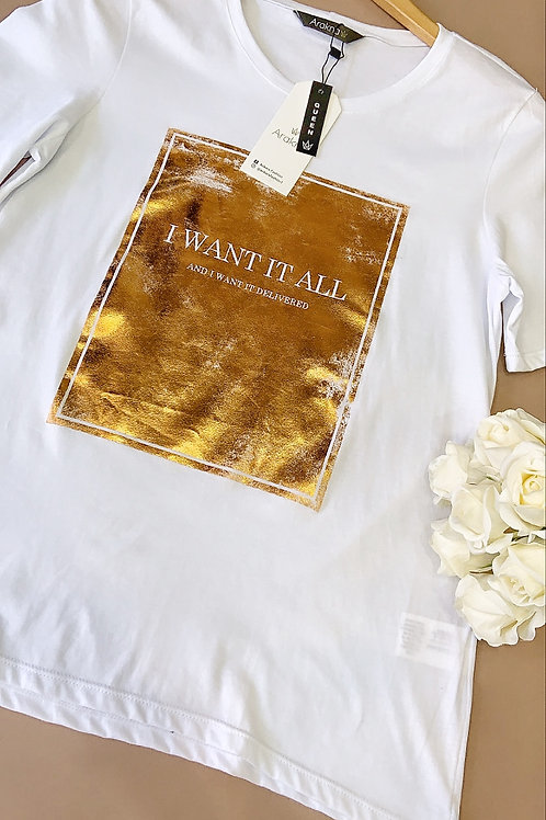 Camiseta estampada - ATBV36