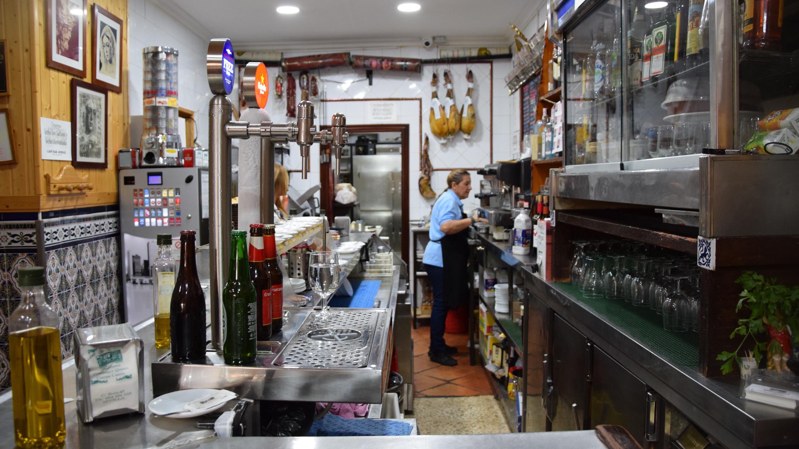 Sevilla Bar El Ambigu
