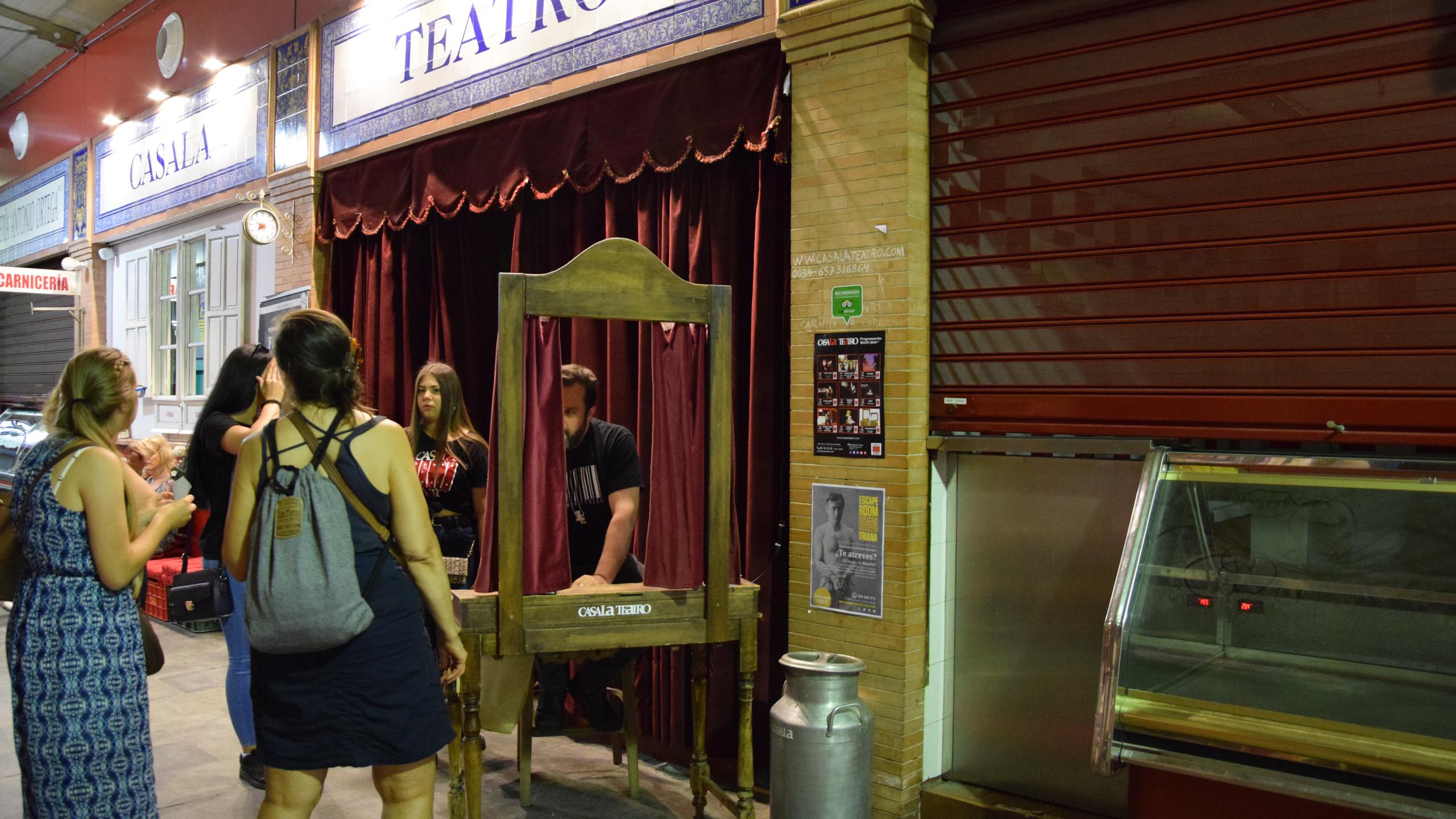 Sevilla Mercado de Triana