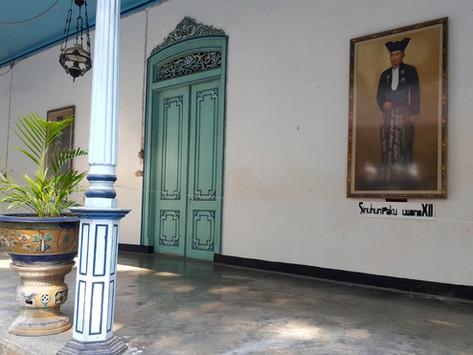 Solo, de voormalige sultanstad