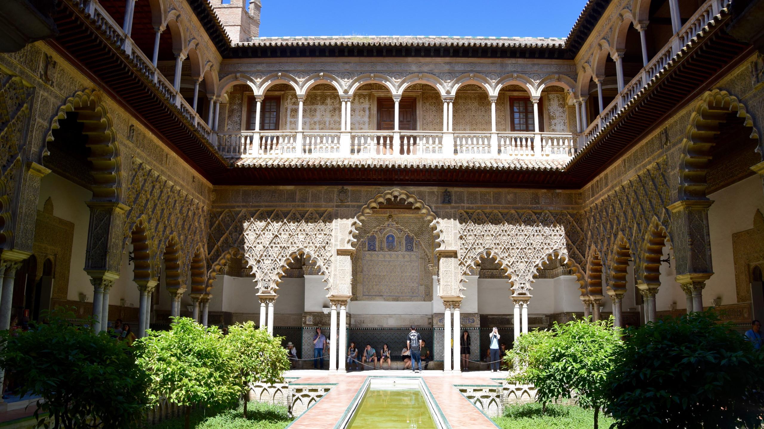 Sevilla Real Alcázar