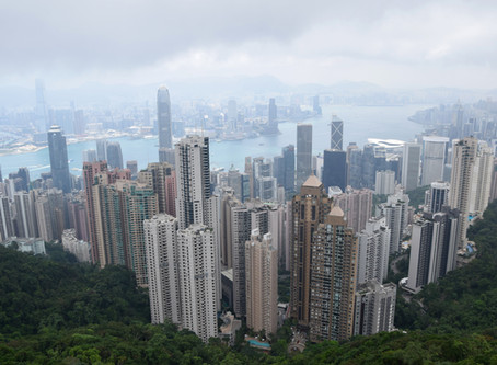 Hong Kong, the Pearl of the Orient