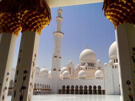 Abu Dhabi, het 'Land van de Gazelle'