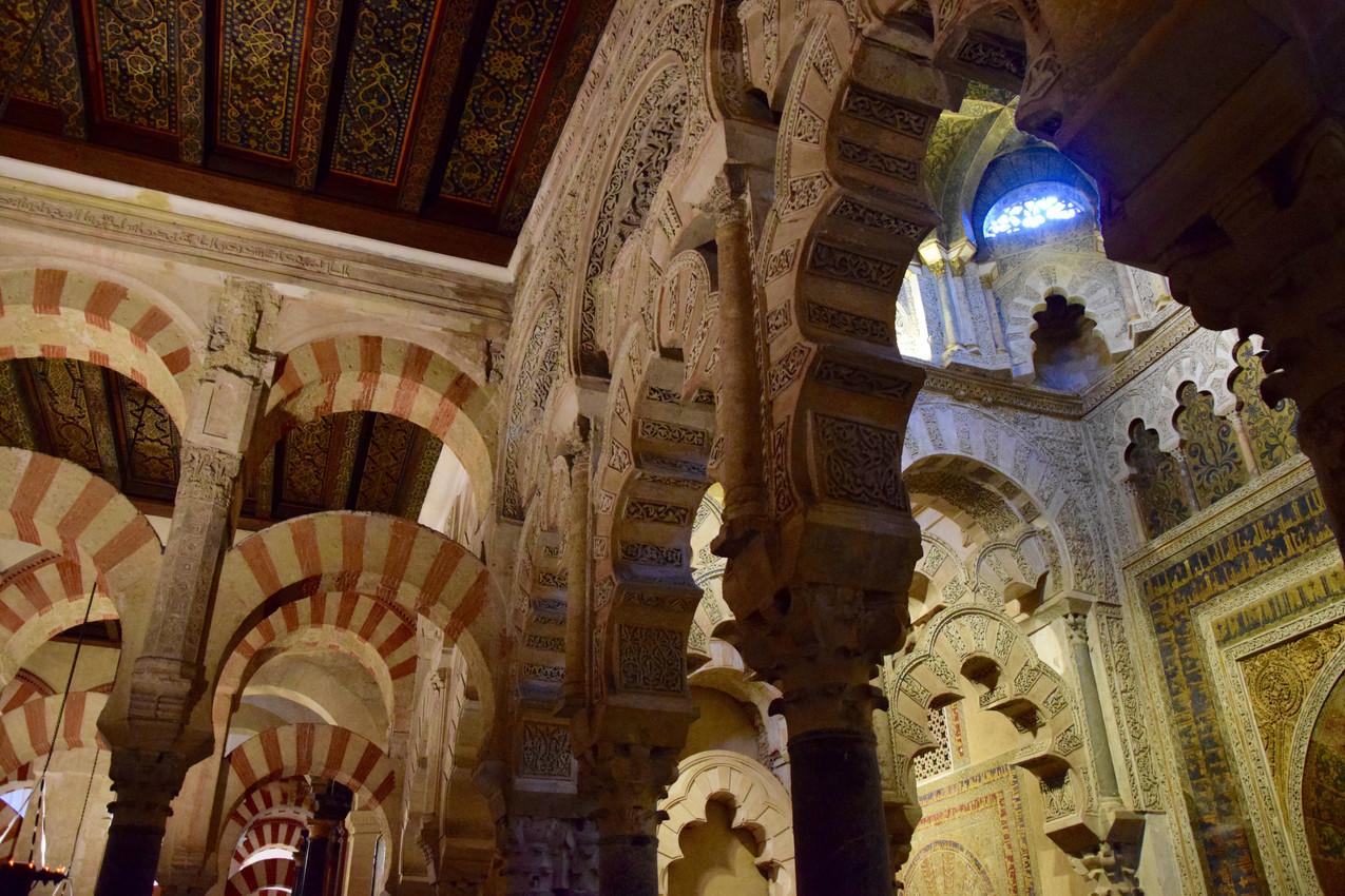 La Mezquita Córdoba Andalusië